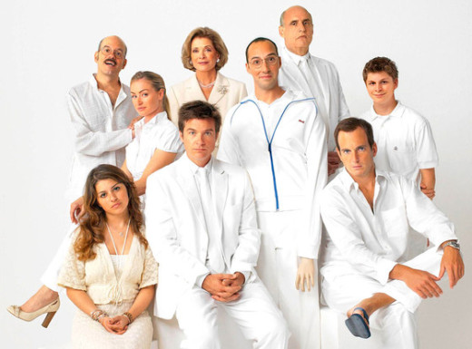Arrested Development Cast Photo