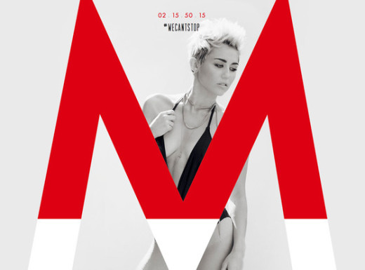 Miley Cyrus Cover Art