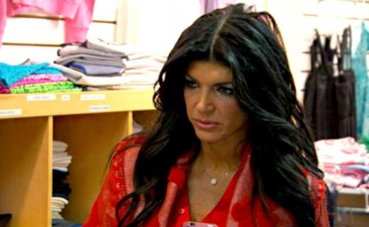 Teresa Looks Confused