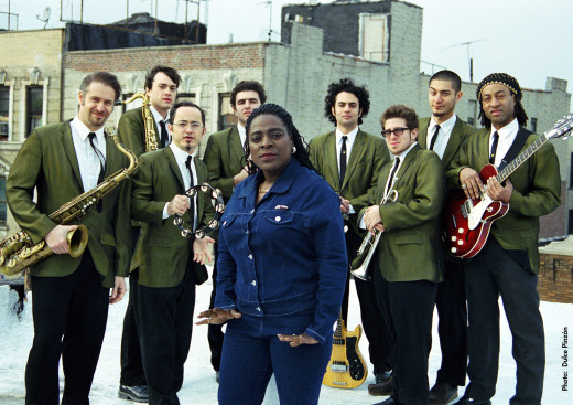 Sharon Jones and Band