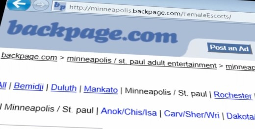 backpage ad