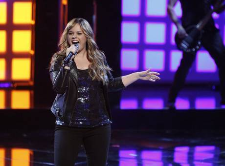 Holly Tucker on The Voice