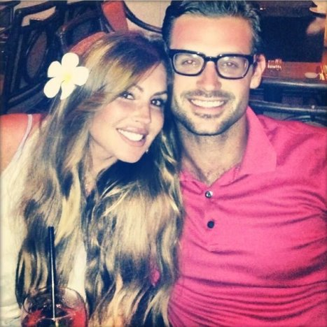 Rachel Uchitel and Matt Hahn Photo