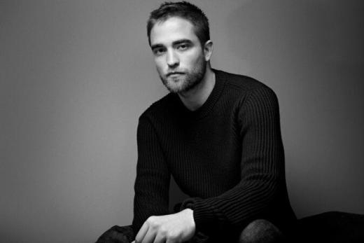 Robert Pattinson for Dior