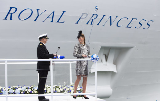 Kate Middleton, Royal Princess