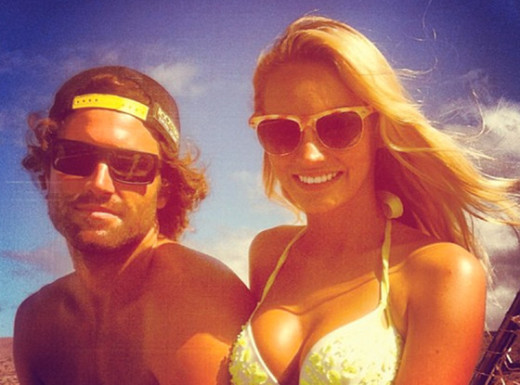 Bryana Holly and Brody Jenner