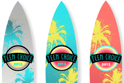 Teen Choice Boards