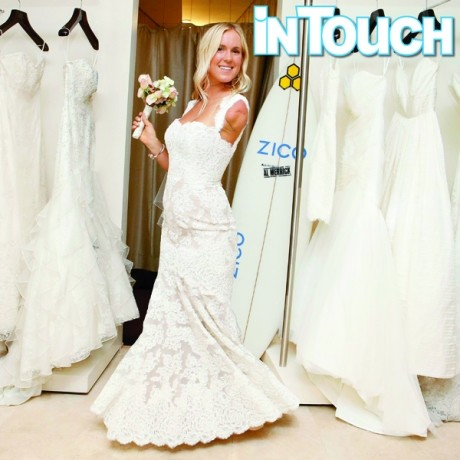 Bethany Hamilton Wedding Dress