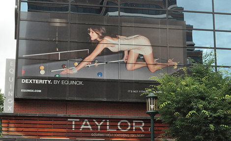 Equinox Billboard: Sexist?