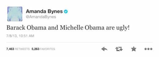 Obamas Tweet