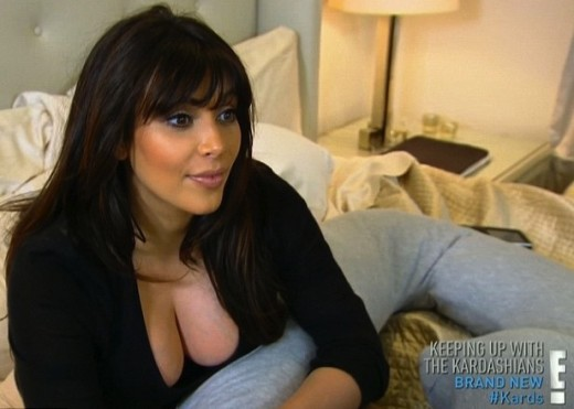 Kim Kardashian, Breasts Photo