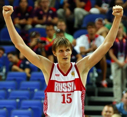 Andrei Kirilenko Pic