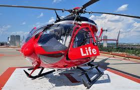 Life Flight Helicopter Photo