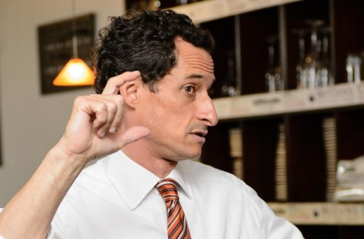 The Dirty Anthony Weiner