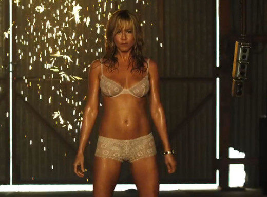 Jennifer Aniston Underwear Photo