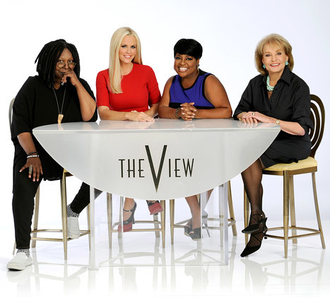 Jenny McCarthy Joins The View