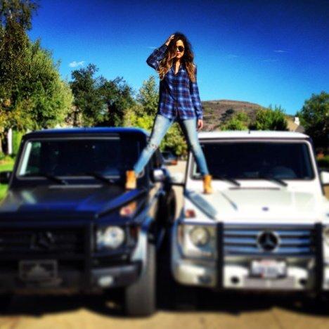 Khloe Kardashian Twitter Photo