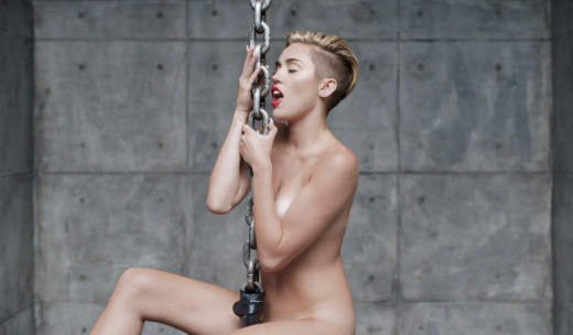 Miley Cyrus Naked Video Pic