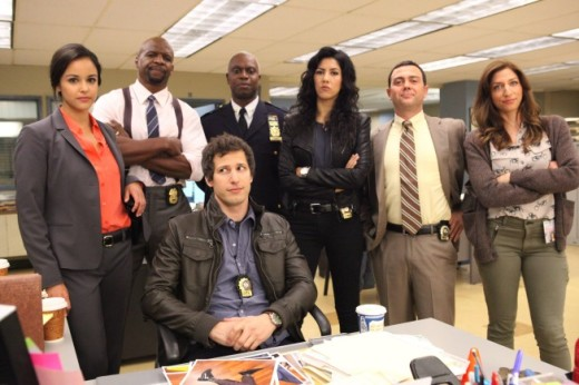 Brooklyn Nine-Nine Cast