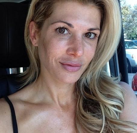 Alexis Bellino, No Makeup