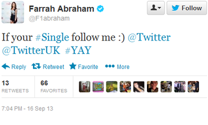 Farrah Single