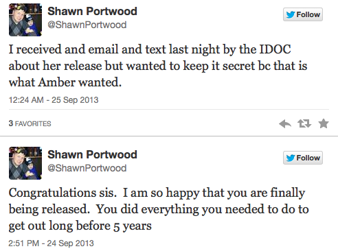 Shawn Portwood Tweet