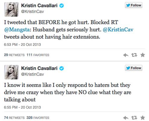 K-Cav Tweets
