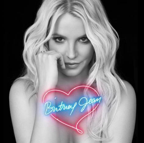 Britney Jean Album Cover