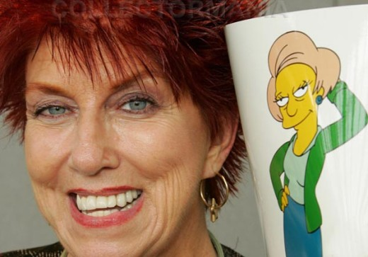 Marcia Wallace Pic