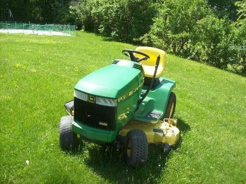 Lawn Mower Pic