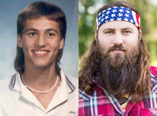 duck dynasty stars without beards see the photos the