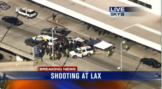 LAX shooting pic