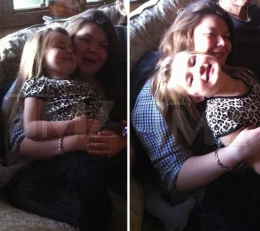 Amber Portwood, Leah Photos