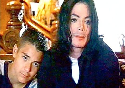 Gavin Arvizo, Michael Jackson