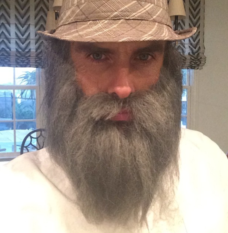 Scott Disick: Old Man!