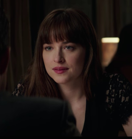 Dakota Johnson as Ana Steele