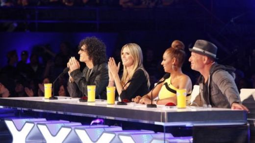 America's Got Talent Table