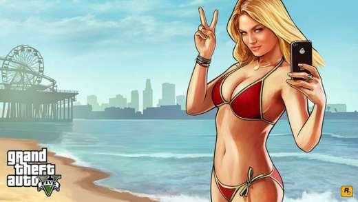 Lindsay Lohan in GTA 5?
