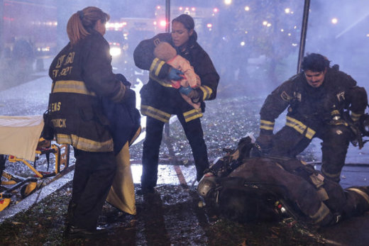 Watch Chicago Fire Online: Season 2 Episode 10