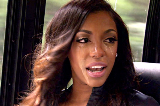 Porsha Williams in Tears