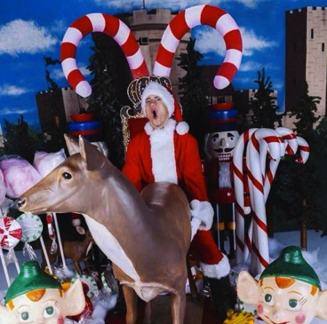 Eminem Christmas Card