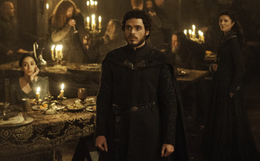 At the Red Wedding