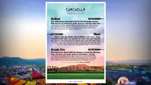 Coachella 2014 pic