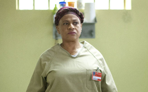 Michelle Hurst on Orange is the New Black