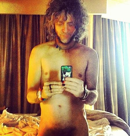 Wayne Coyne Nude