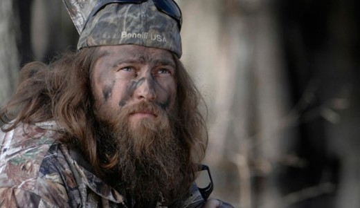 Willie Robertson on Duck Dynasty