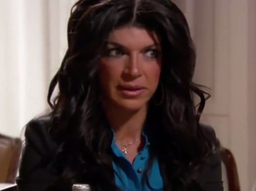 Teresa Giudice to Serve Time in Halfway House After Prison
