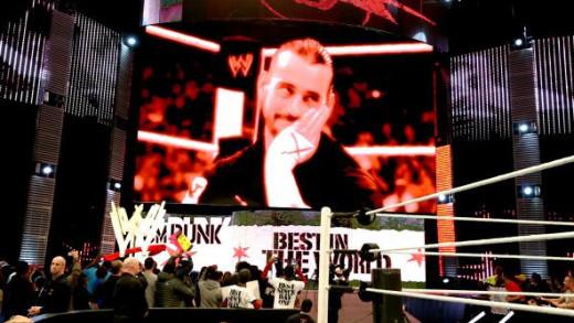CM Punk Tease