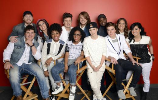 The American Idol 12