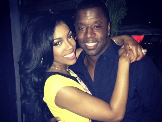 Porsha and Kordell Stewart Photo